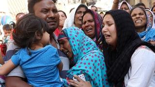 Anschlag von Lahore sollte Christen und die Regierung treffen