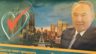 Kasachstan wählt den einzigen Präsidenten – Nursultan Nasarbajew
