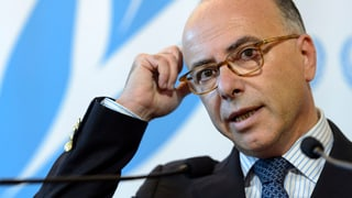 Bernard Cazeneuve ersetzt Valls