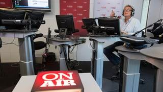 Schweizer hören weniger Radio