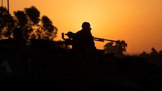 Israel erneut unter Beschuss