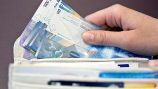 Trotz Frankenstärke sollen Löhne steigen
