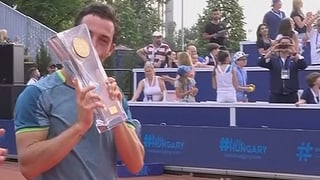 Cecchinato: Vom Lucky Loser zum Turniersieger