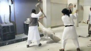 Video «Schutz für Kunstschätze aus Kriegsgebieten » abspielen