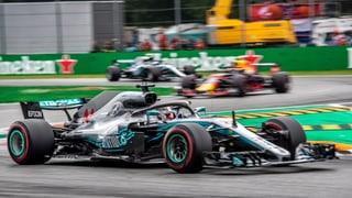 Hamilton gewinnt – Vettel nach Startkarambolage Vierter