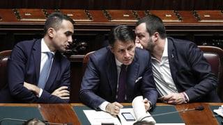 Grosses Risiko für Cinque Stelle und Lega