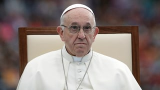 Nach Folter-Video aus Libyen: Mahnende Worte des Papstes