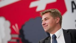 Brunner: «Ich entschied schon vor den Wahlen, zurückzutreten»