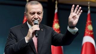 Erdogans Arm reicht bis in die Schweiz
