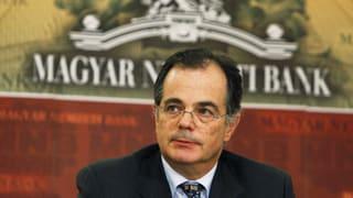 Ungarn: Ermittlungen gegen Nationalbank-Chef