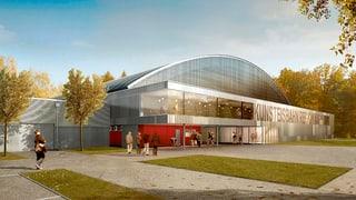 Baustart für neue Aarauer Kunsteisbahn verzögert sich
