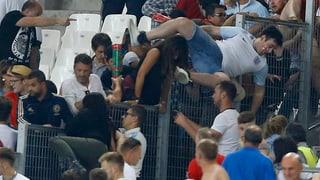 Fernsehsender kritisieren Prügelbilder-Zensur bei der Uefa