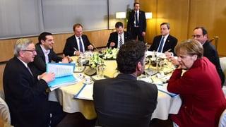 Griechenland verspricht mehr Tempo