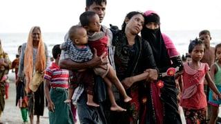 Persecuziun sistematica dals Rohingya en il Myanmar