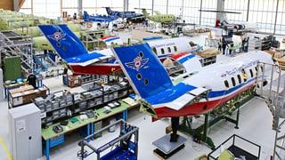Mögliche politische Lösung für Schweizer Flugzeugbauer