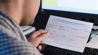 Papier-Rechnungen: Ärger über Gebühren