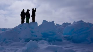 Nächste Sendung:  Kontext-Serie «Arktis» (3/3): Die Inupiat, das Öl und die Wale