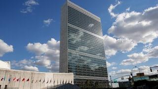 Alle wollen Atomwaffen verbieten – nur die Atommächte nicht