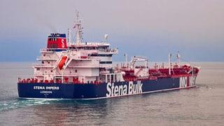 Iran beschlagnahmt britischen Öltanker