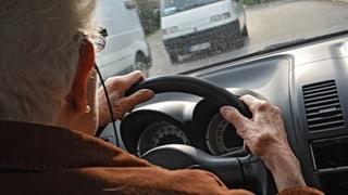 Wann sollen Senioren zum Fahrtauglichkeitstest?