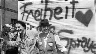 Von Naegeli und Beuys bis Banksy: die verschleierte Identität