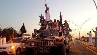 «Die irakische Armee existiert de facto nicht mehr»