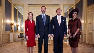 Willem-Alexander und Felipe: Ein königliches Doppeldate