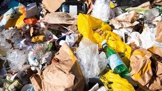 Ein «Sauberkeitsrappen» bittet das Gewerbe zur Kasse