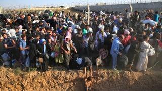 UNO-Hilferuf für 480'000 Syrer