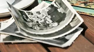 Die Suche nach der verschwommenen Vergangenheit (Artikel enthält Audio)