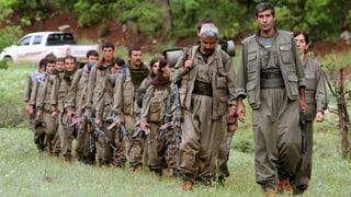 PKK stoppt Abzug aus der Türkei