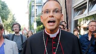 Limburger Bischof doch schon im Vatikan
