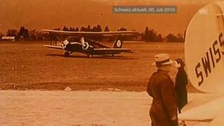Gründung Swissair