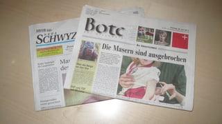 Unterschiedliche Reaktionen auf Zeitungskooperation