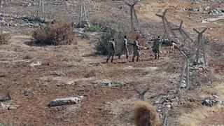 Erneuter Beschuss an türkisch-syrischer Grenze