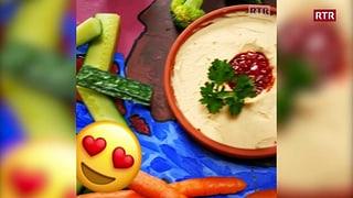Far humus cun Mimiks (Artitgel cuntegn video)