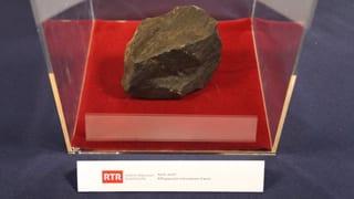 Chattà meteorit sin il pass da l'Alpsu – Avrigl avrigl!