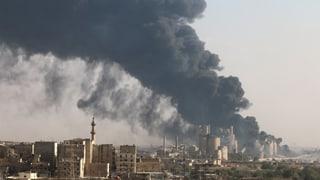 Hundertausende leiden in Aleppo zwischen den Fronten