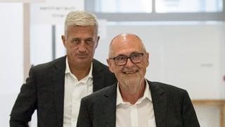 Petkovic deplorescha – Gilliéron resta