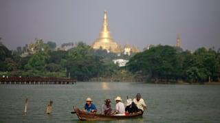 Schweizer Hilfe für Frieden in Burma
