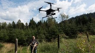 BAZL è surdumandà cun dronas