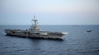 Nato schickt Flugzeuge, Schiffe und Soldaten in den Osten
