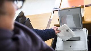 Nicht-Wähler haben keine Stimme
