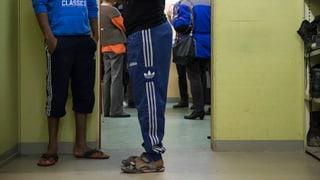 Der Kanton Luzern eröffnet Asyl-Unterkunft in Horw