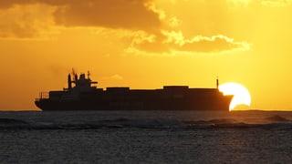 Die Schifffahrt gefährdet das Pariser Klimaabkommen