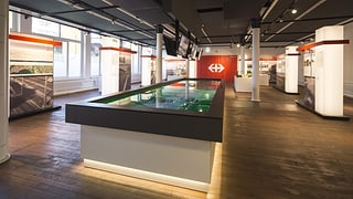 Informationszentrum Eppenberg eingeweiht