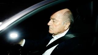 Joseph S. Blatter: Der Fussball-Pate aus dem Wallis