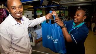 Drakonische Strafen für den Besitz von Plastiksäcken in Kenia