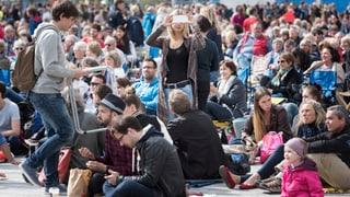 Weniger Einwanderer – Schweiz wächst trotzdem