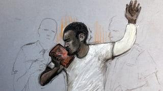 Mutmassliche Axtmörder von London: «Nicht schuldig»